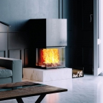 Austroflamm Vuur Drie 60