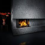 Barbas Gas Fire Panorama 70-55