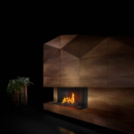 Barbas Gas Fire Panorama 110-70