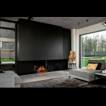 Barbas Gas Fire Panorama 70-70