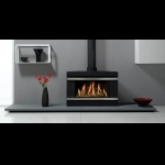 Gazco Riva F67 Gas Open