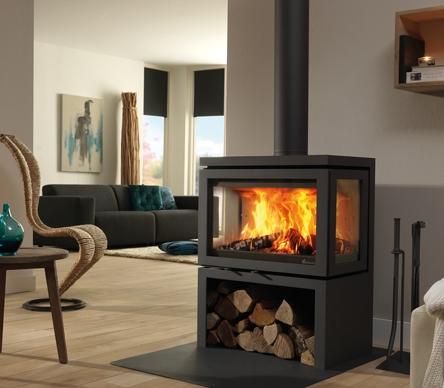 dik geurts vidar triple houtkachel 39 t stokertje. Black Bedroom Furniture Sets. Home Design Ideas