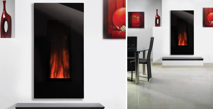 Gazco Studio 22 Glazen Frame Elektrische haard