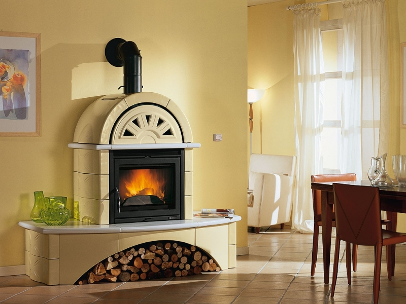 la nordica extraflame falo 1c houtkachel 39 t stokertje. Black Bedroom Furniture Sets. Home Design Ideas