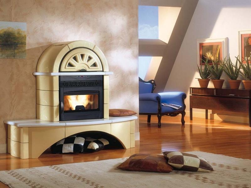 la nordica extraflame falo 2cp pelletkachel 39 t stokertje. Black Bedroom Furniture Sets. Home Design Ideas