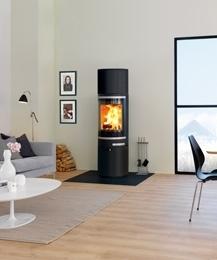 scan 85 houtkachel 39 t stokertje. Black Bedroom Furniture Sets. Home Design Ideas