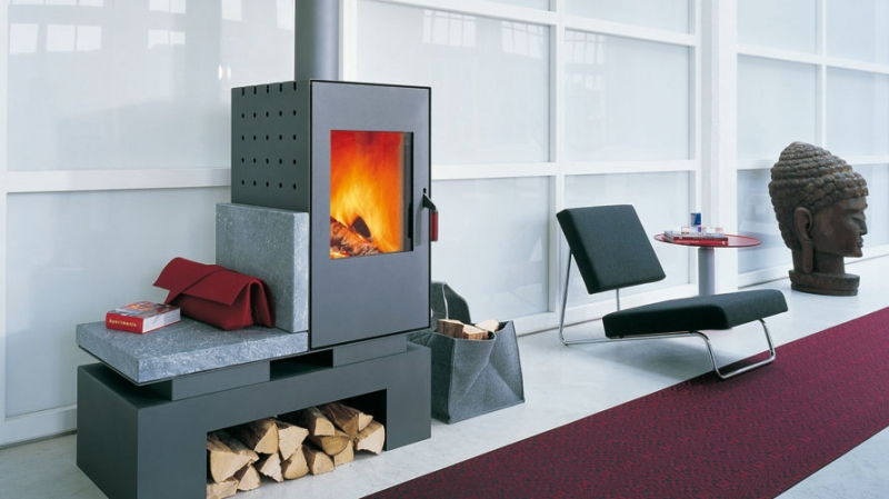 wodtke homing zitbank links houtkachel 39 t stokertje. Black Bedroom Furniture Sets. Home Design Ideas