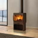 Jotul F 305 Base vs houtkachel