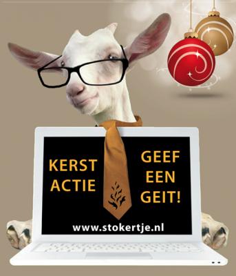 geit_kerstactie